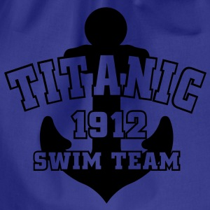 Titanic 1912 SwimTeam T-Shirts - Turnbeutel