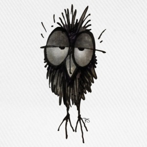 Sleepy Owl T-Shirt by Paul Stickland - Baseball Cap
