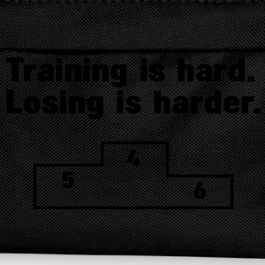 Training vs losing T-Shirts - Kinder Rucksack