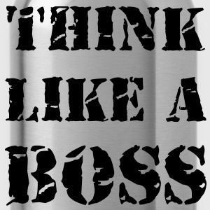 Think like a boss T-shirts - Vattenflaska