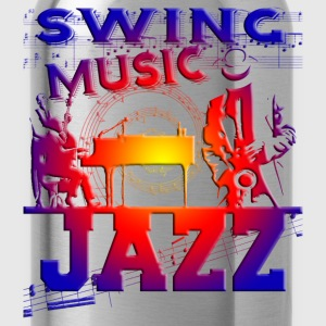 swing music jazz Tee shirts - Gourde