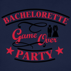 Bachelorette Game Over T-Shirts - Baseballkappe