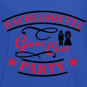 Bachelorette Game Over T-shirts - Dame tanktop fra Bella