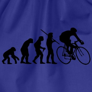Rennrad Evolution T-Shirt - Turnbeutel
