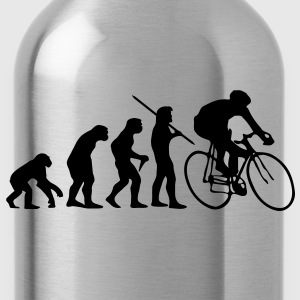 Rennrad Evolution T-Shirt - Trinkflasche