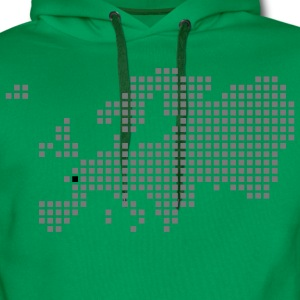 Moss green Tours Le Mans Angers T-Shirts - Men's Premium Hoodie