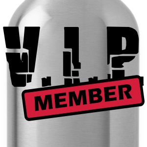 vip member T-Shirts - Trinkflasche