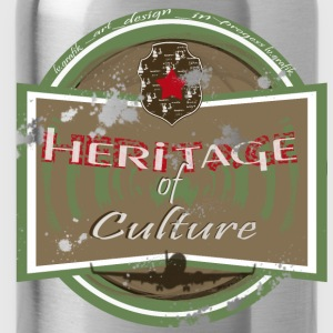 heritage of culture- homme - Gourde