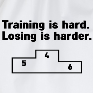 Training vs losing T-shirt - Sacca sportiva