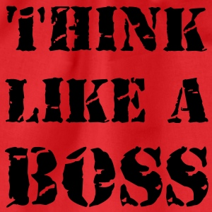 Think like a boss T-skjorter - Gymbag
