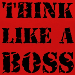 Think like a boss T-shirt - Maglietta Premium a manica lunga da donna