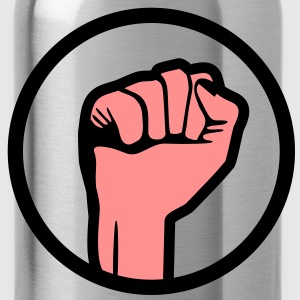 Demonstration, Protest T-Shirts - Water Bottle