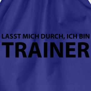 trainer T-Shirts - Turnbeutel
