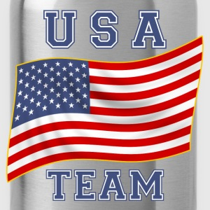 usa team T-Shirts - Water Bottle
