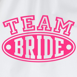 TEAM BRIDE T-Shirt - Sac de sport léger
