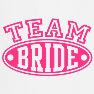 TEAM BRIDE T-Shirt - Tablier de cuisine