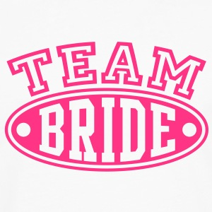 TEAM BRIDE T-Shirt - Men's Premium Longsleeve Shirt