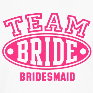 TEAM BRIDE BRIDESMAID T-Shirt - Men's Premium Longsleeve Shirt