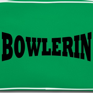 Bowlerin T-Shirt - Retro Tasche
