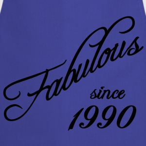 Fabulous since 1990 T-Shirts - Cooking Apron