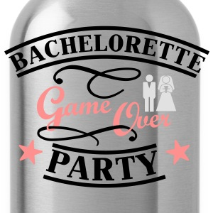 Bachelorette Game Over T-shirts - Vattenflaska