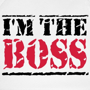 I'm the Boss Tee shirts - Casquette classique