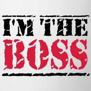 I'm the Boss T-Shirts - Mug