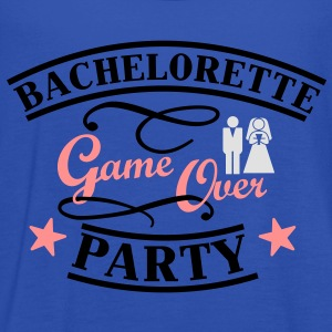 Bachelorette Game Over Magliette - Top da donna della marca Bella