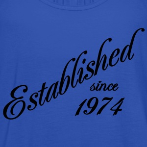 Established since 1974 T-skjorter - Singlet for kvinner fra Bella