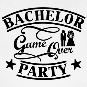 Bachelor Game Over T-skjorter - Baseballcap