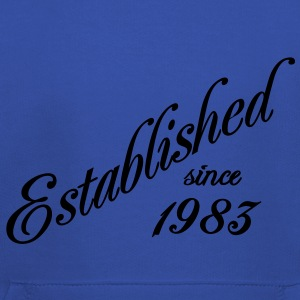Established since 1983 T-shirts - Kinderen trui Premium met capuchon