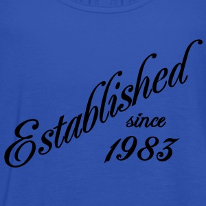 Established since 1983 T-shirts - Tanktopp dam från Bella