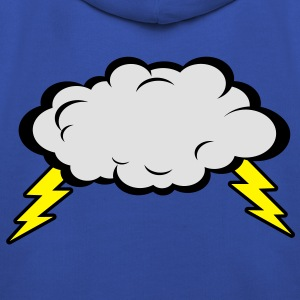 Thunder Cloud T-shirts - Premium-Luvtröja barn
