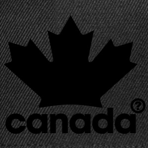 Proudly Canadian Tee shirts - Casquette snapback