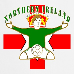 Northern Ireland football celebration T-Shirts - Cooking Apron