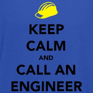 Keep Calm Engineer T-shirts - Tanktopp dam från Bella