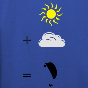 Paragliding calculation T-Shirts - Kids' Premium Hoodie