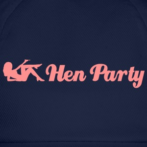 hen party girl T-Shirts - Baseball Cap