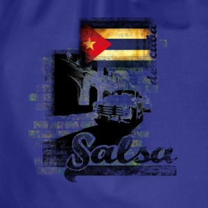 salsa your live  - Turnbeutel