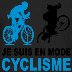 mode cyclisme Tee shirts - T-shirt manches longues Premium Homme