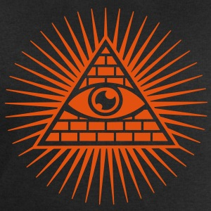 all seeing eye -  eye of god / pyramid - symbol of Omniscience & Supreme Being T-skjorter - Sweatshirts for menn fra Stanley & Stella