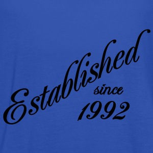 Established since 1992 T-skjorter - Singlet for kvinner fra Bella