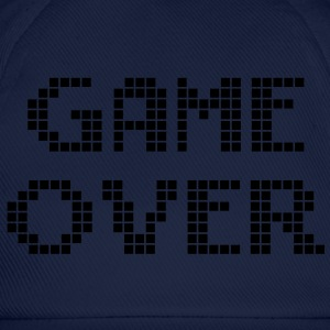 Game Over T-shirts - Baseballcap