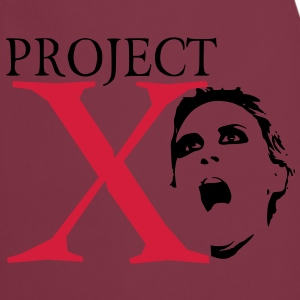 X Project T-shirts - Keukenschort