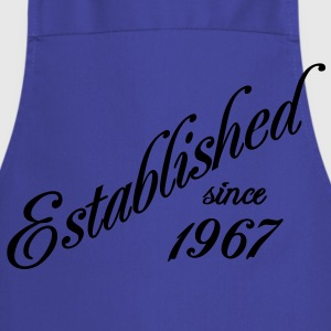 Established since 1967 Tee shirts - Tablier de cuisine