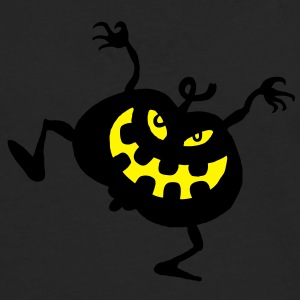 Bad Pumpkin T-Shirts - Men's Premium Longsleeve Shirt