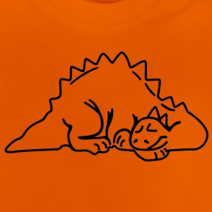 Dinosaurier T-shirts - Baby T-shirt