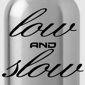 Low and Slow Tee - Water Bottle