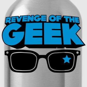 Revenge of the Geek T-Shirts - Trinkflasche