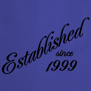 Established since 1999 Tee shirts - Tablier de cuisine